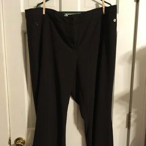 Studio 1940 Melissa Brown Dress Pants